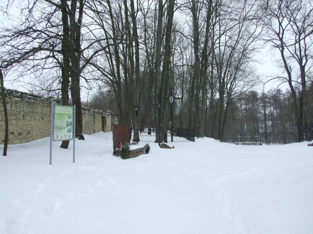 Dolina Krzyży w Krzesimowie