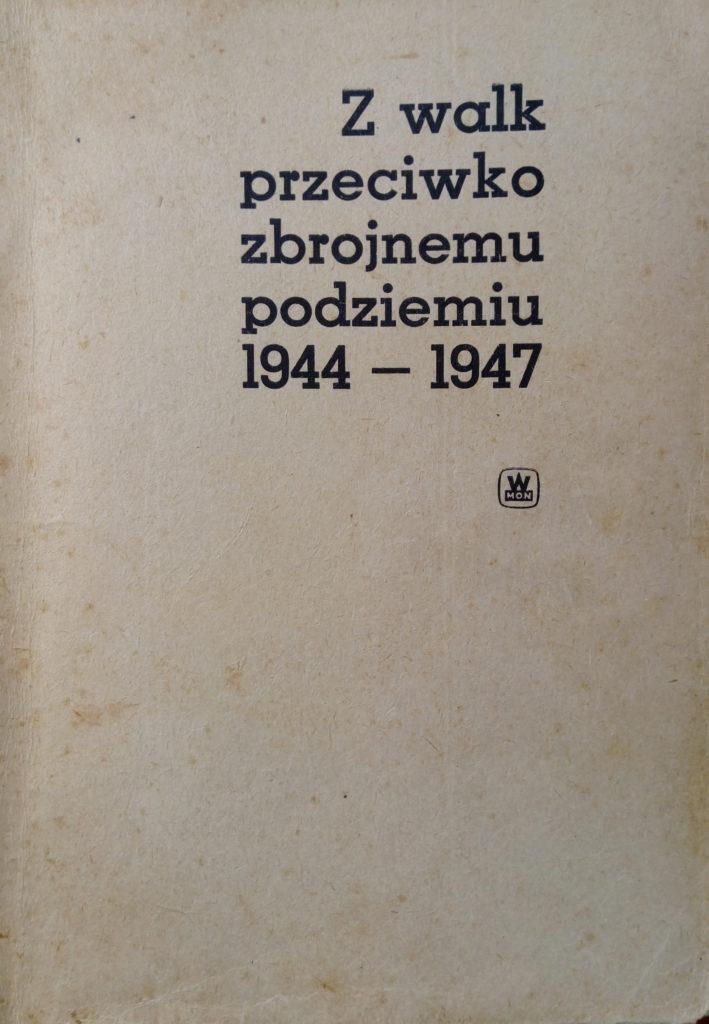 Publikacja wskazująca prawdziwe przeznaczenie obozu pracy w Krzesimowie